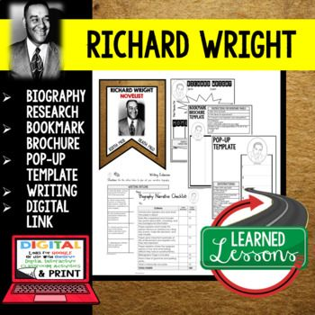 Richard wright research paper did not graduate college on resume