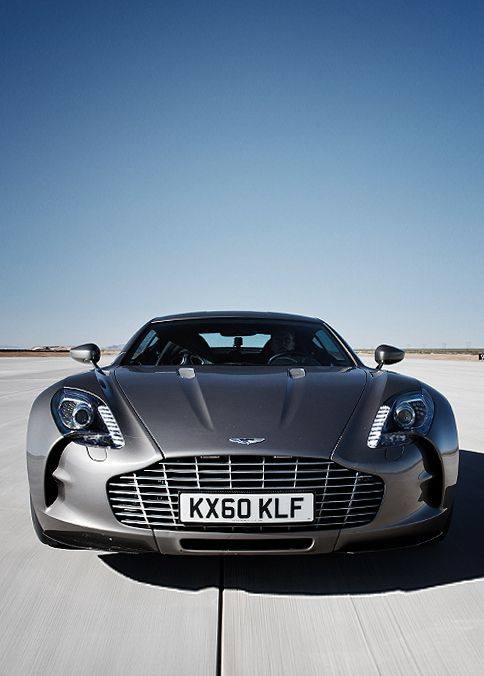 The Aston Martin One 77 Design Inspirations