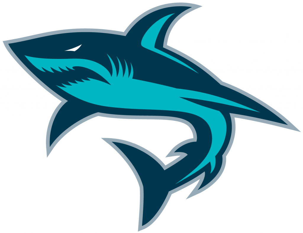 shark logo - Google Search | ART217: Sport Logo/Kupeli | Pinterest ...
