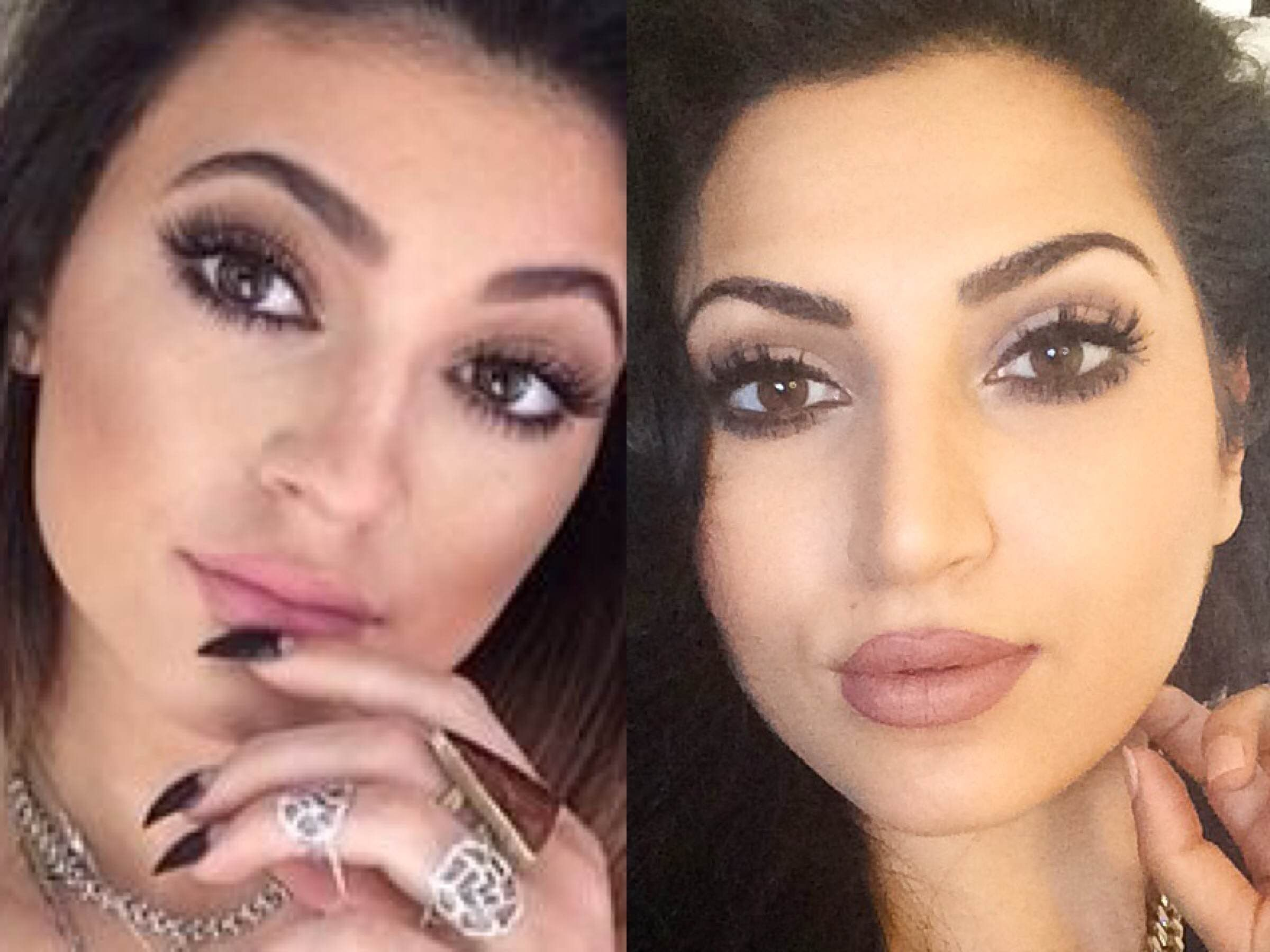 Kylie Jenner Inspired Makeup Tutorial 2014 | Makeup ...