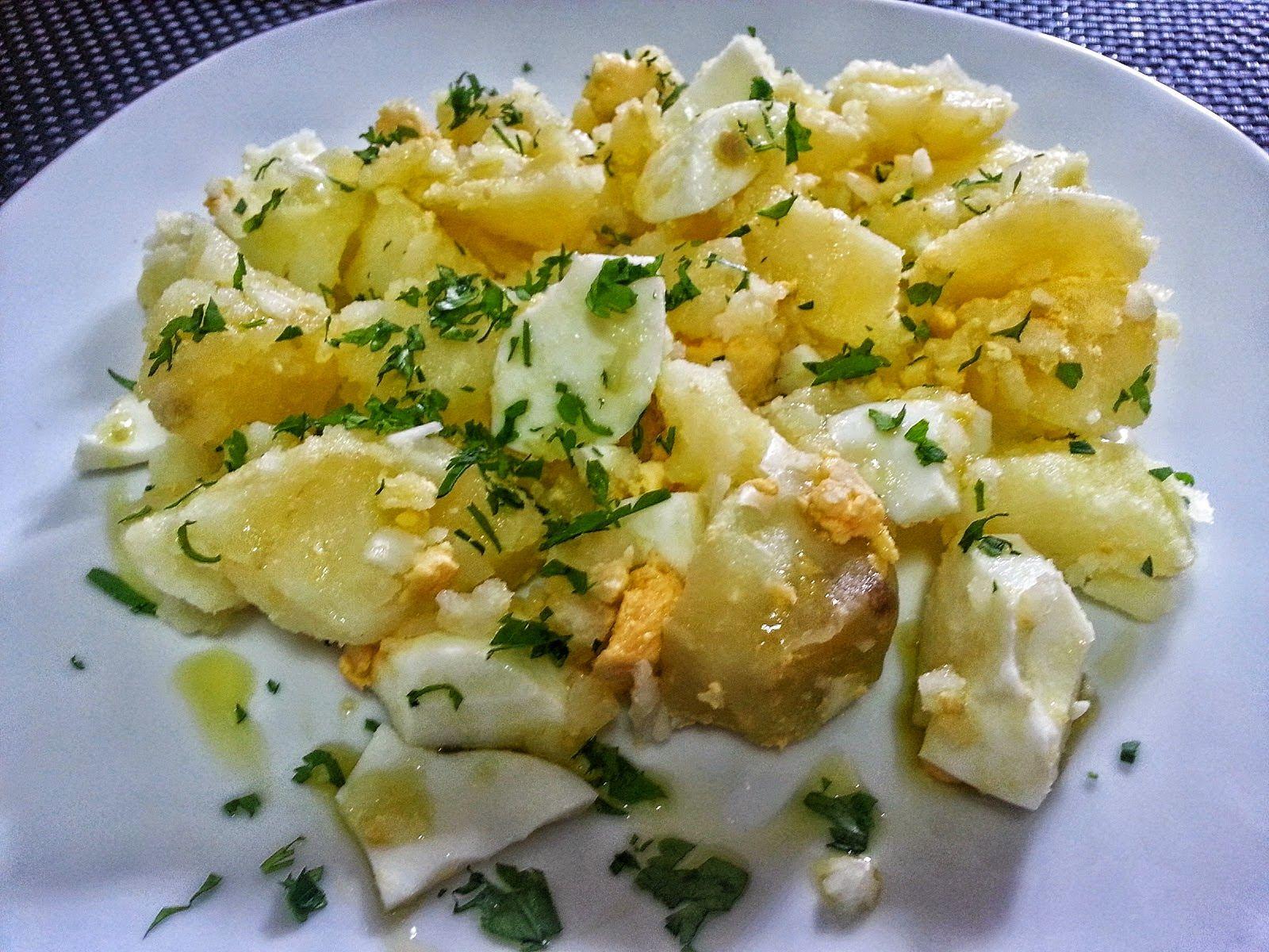 4 suculentas y sabrosas recetas con patata recetas con for Cocina para cocinar