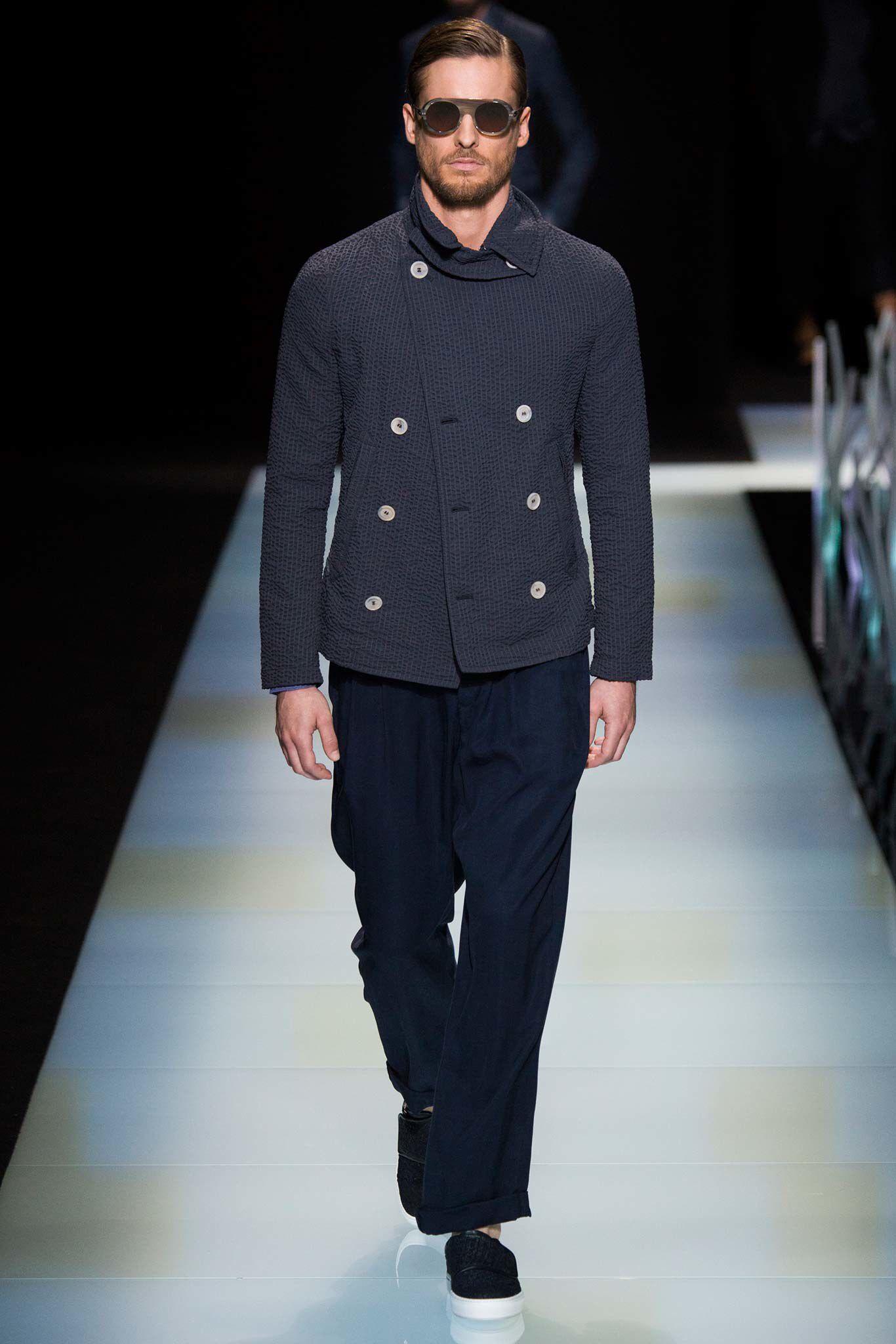 Giorgio Armani, Look #60