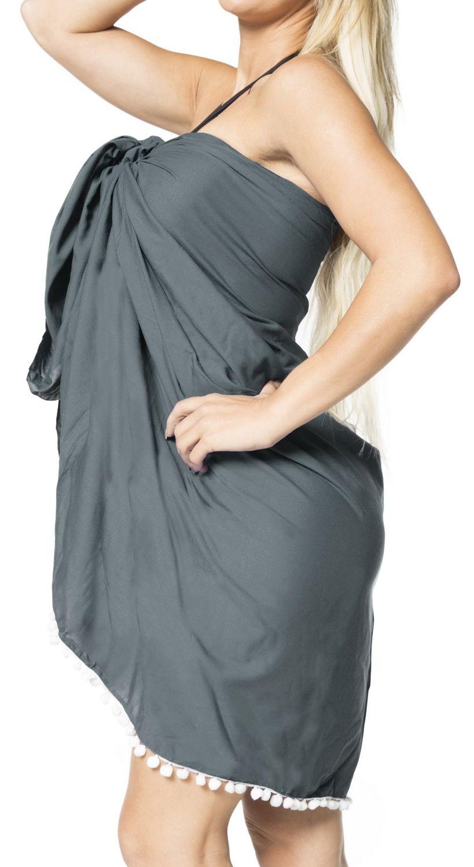 15d3180f2fff7 Sarong Wrap Beachwear Bathing Suit Swimwear Swimsuit Cover ups Pareo Skirt  Women#Bathing, #Suit, #Swimwear