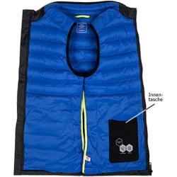 Photo of Quilted vests for men