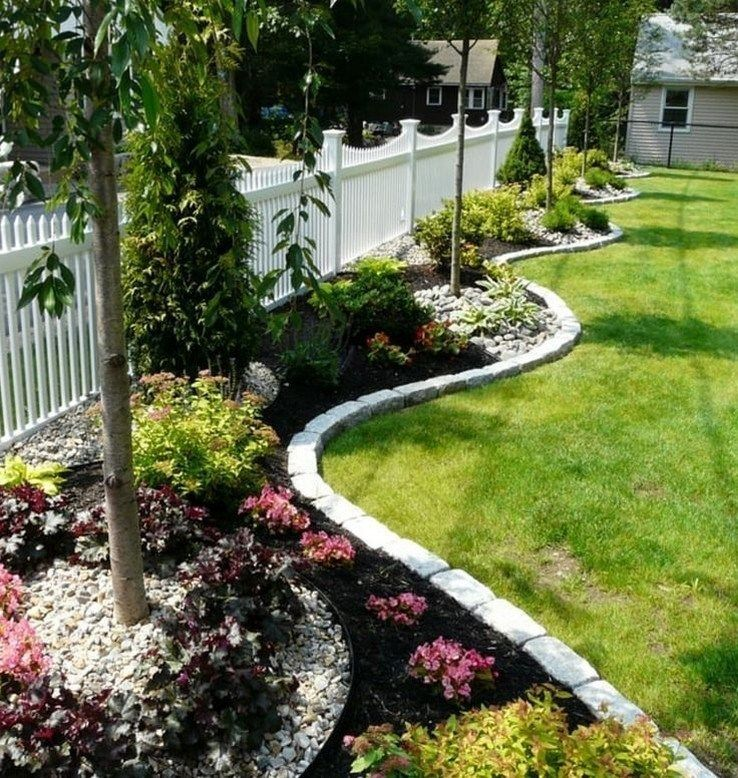 45 Cute Front Yard Courtyard Landscaping Ideas Abchomy Small Yard Landscaping Courtyard Landscaping Yard Landscaping