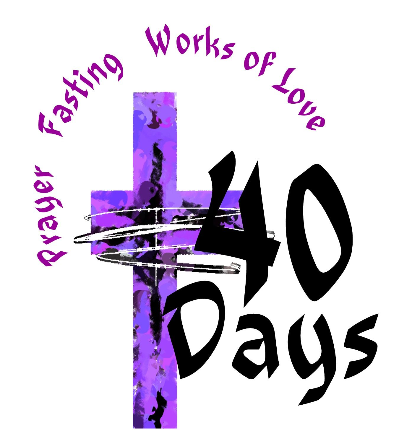 Image result for lent begins picture