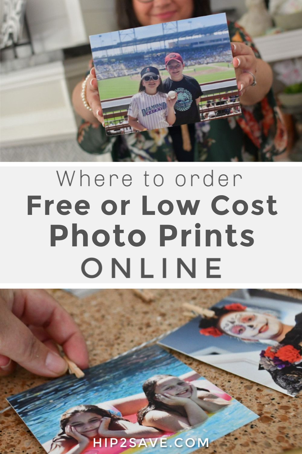 Photo prints to the rescue! 🙌🏻 And, ordering photo prints