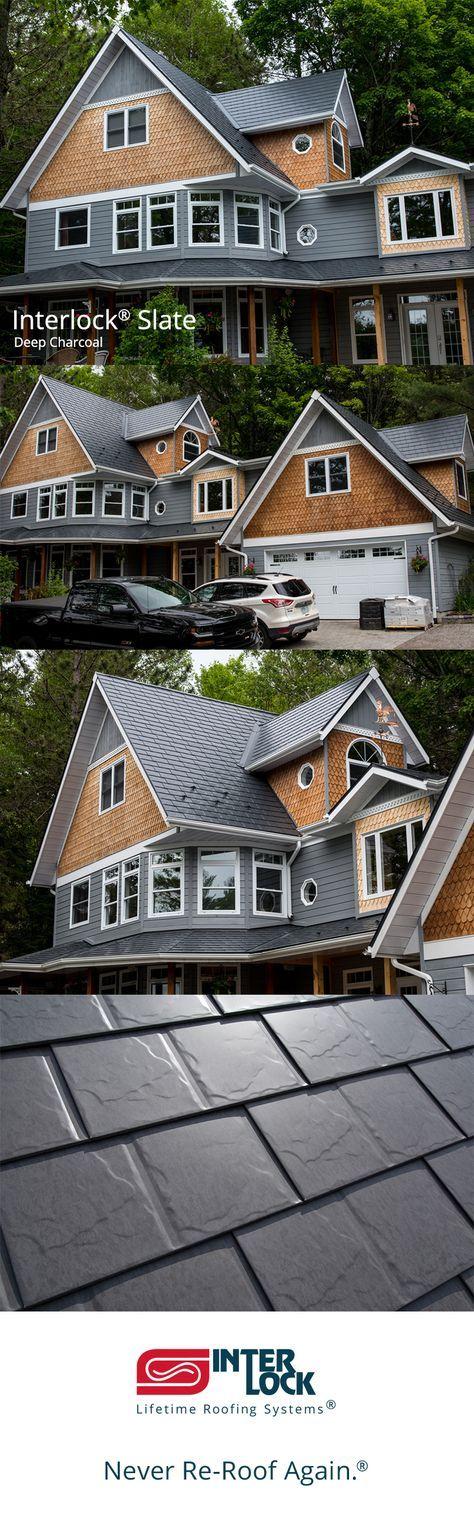 Cedar Shingles Interlock Metal Roofing Cool Roof Metal Roof Aluminum Roof