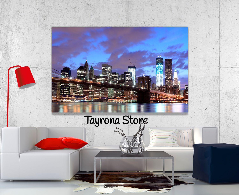Cuadros Decorativos Ciudad-New-York-39 #tayronastore,#cuadros ...