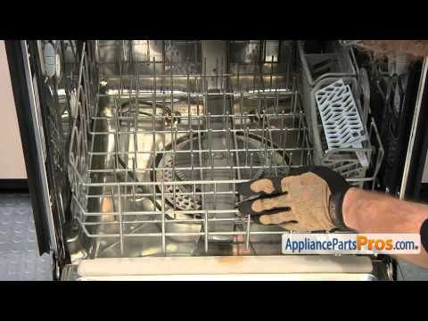 Dishwasher Heating Element Part W10082892 How To Replace Heating Element Dishwasher Repair Heat