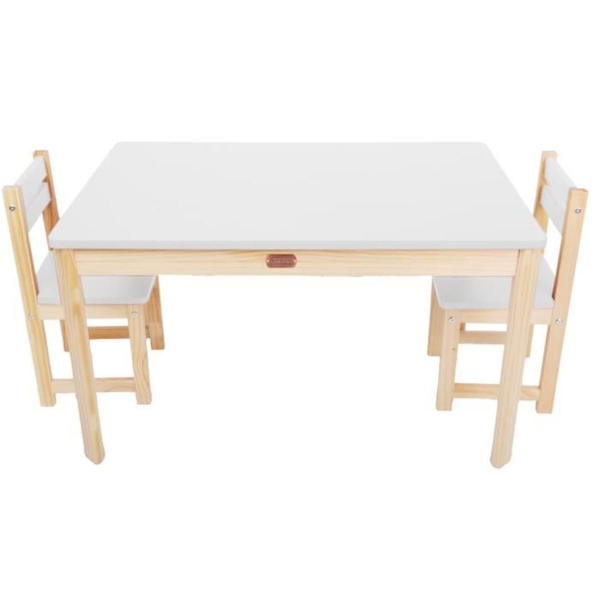 13 Prestigieux Table Et Chaise Pour Enfant Images Minimalis