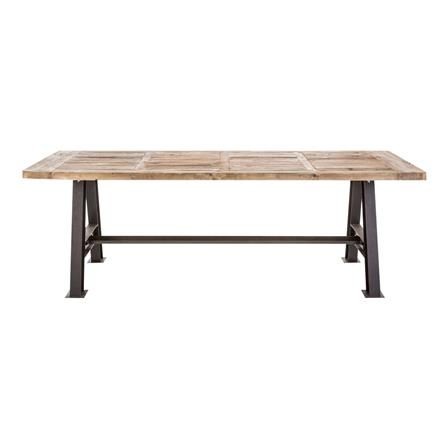 Industrial Dining Table Industrial dining and Industrial