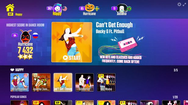 Just Dance Now! | dance | Just dance, Dance rooms, App hack
