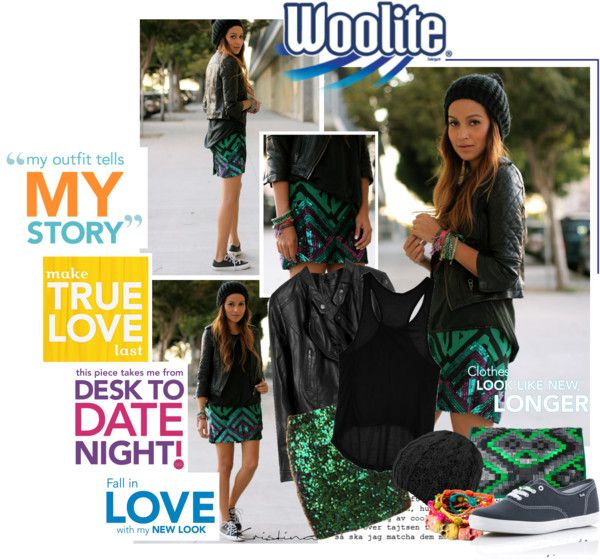 """""""Everlasting Style with Woolite & Sincerely Jules"""" by kristina-susanto on Polyvore"""
