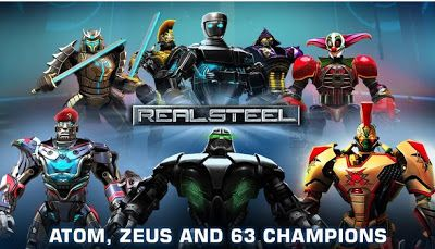 Real Steel HD v1 37 1 Mod Apk Download – Mod Apk Free