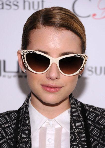 SunglassesAccessories Roberts Cateye Cateye Trending SunglassesAccessories Emma Roberts Emma N80nwOvm