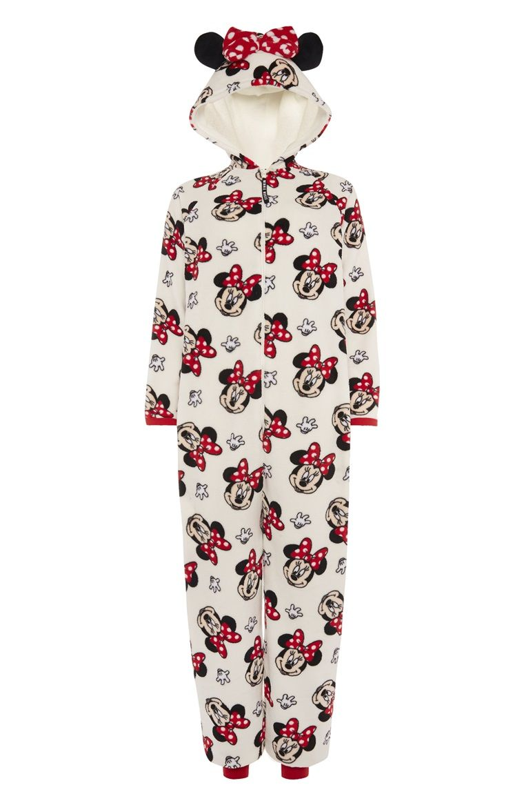 Primark Minnie Mouse Onesie London Wish Pinterest