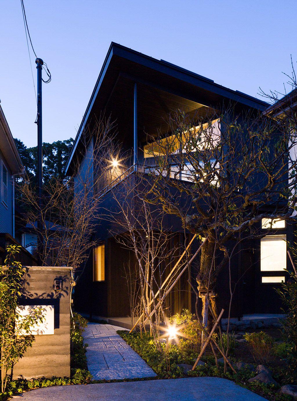 深軒のテラスがある家 鎌倉 神奈川県鎌倉市の一級建築士事務所 Sデザイン設計 住宅 家 無垢 漆喰 木造 意匠 インテリア等 建築士 ホームウェア 家
