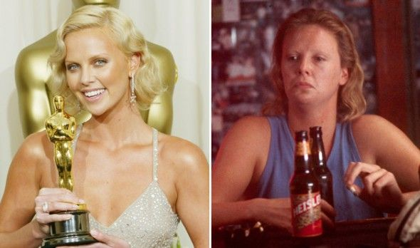 The Movie Monster Charlize Therons Amazing Transformation To Play