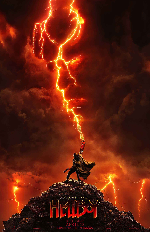 Hellboy 2019 Stream