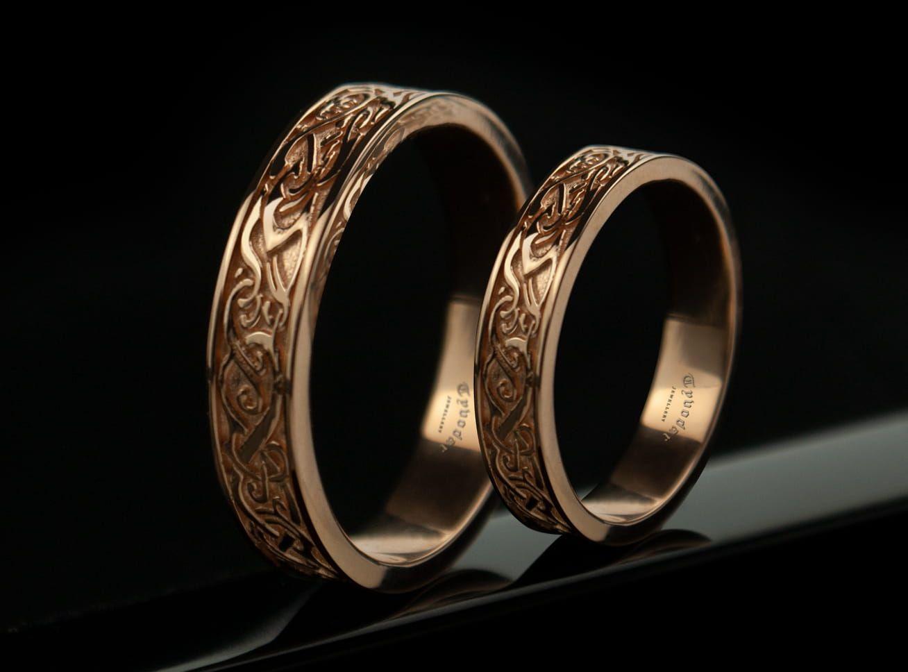 Pin On Viking Gold Ring Tyvodar Com