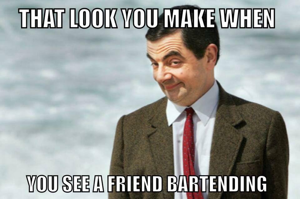 Bartender memes