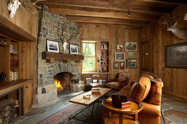 Scottish Hunting Lodge Decor   Google Search