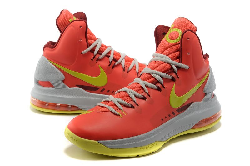 best website 89293 a895c 59% off kd v -nikes basketball shoes - 58