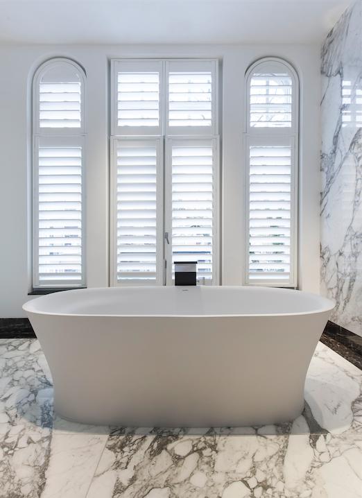 Bathroom design by Studio Jan des Bouvrie. #bathroom #badkamer ...