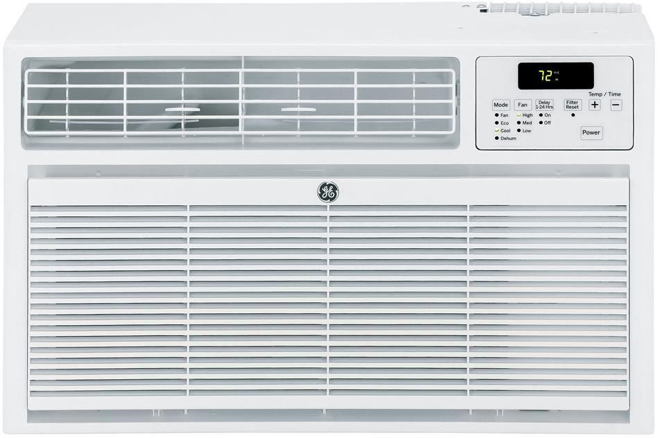 Ge Akcq08aca Energy Saver Window Air Conditioner Home Repairs