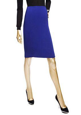 Versace - Gonna a Longuette Blu