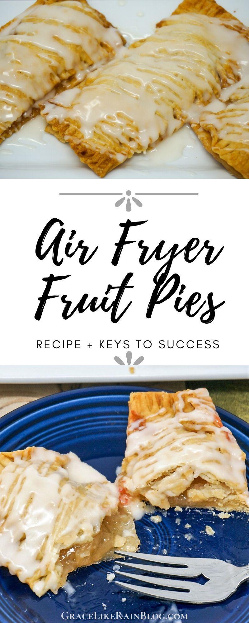 Pin on Air Fryer Desserts