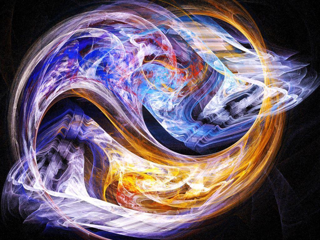 Fire And Ice Beautiful Dragon Amazing Wallpaper