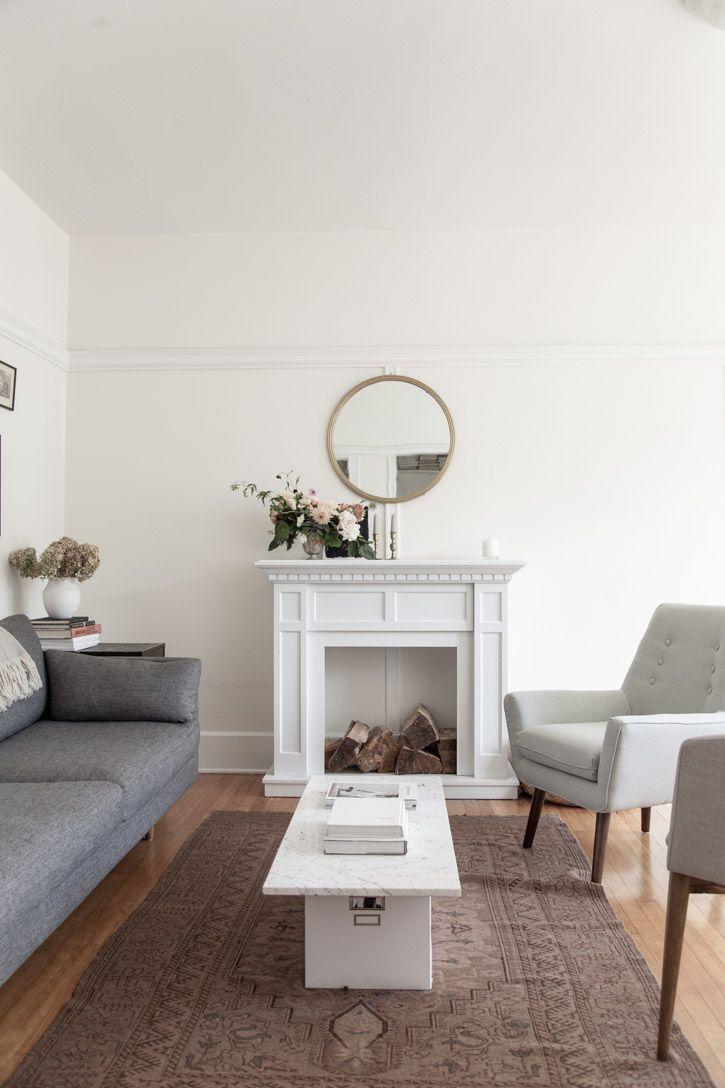 Merveilleux An Airy, Mid Century Modern Vancouver Apartment | Design*Sponge