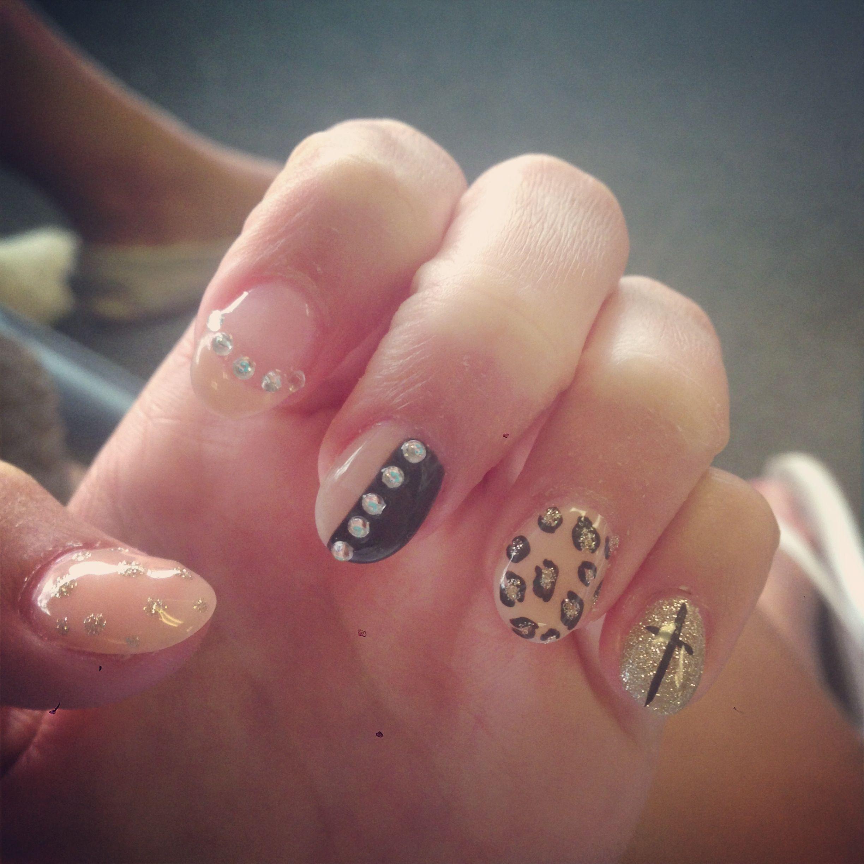 Neutral nail design | My Kenz | Pinterest | Neutral nails, Makeup ...