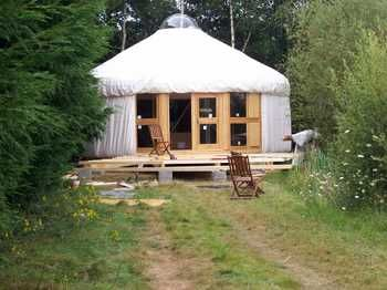 Yourte 2 With Images House Styles Yurt Outdoor