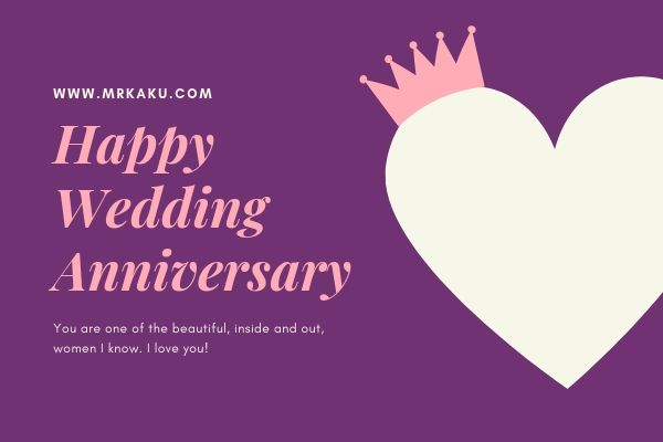 500+ Wedding Anniversary Wishes for Wife, Quotes, Greeting