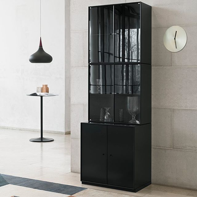RISE – a modern take on the traditional vitrine cabinet ...