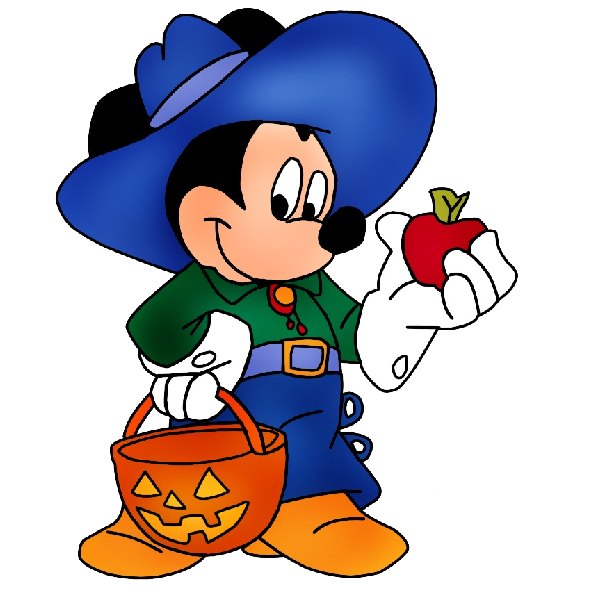 mickey mouse halloween clip art images are free to copy for your own rh pinterest com