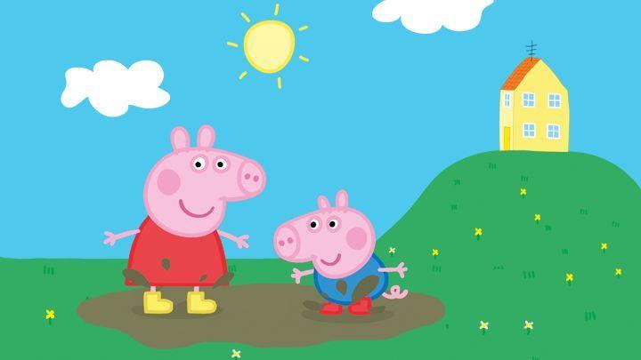 Peppa Pig Muddy Puddles Video App59701 969141 720405 Pixels