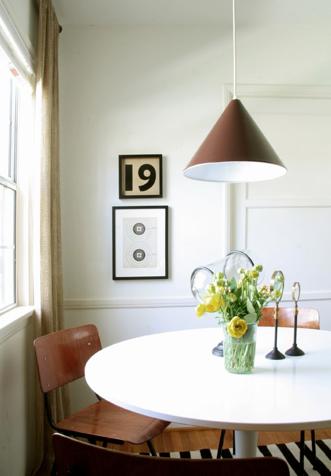 Pin de Marcela Walker en Single pendant over table | Pinterest ...