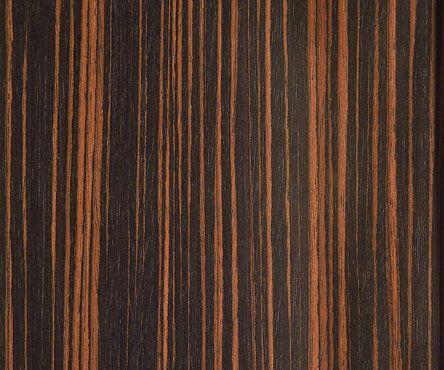 High Quality Red Ebony Veneer Flexible Wood Veneer Sheet