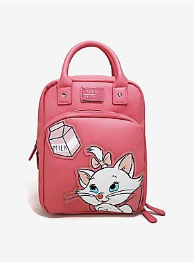 75f6fc4c463 Loungefly Disney The Aristocats Marie Retro Backpack - BoxLunch ...