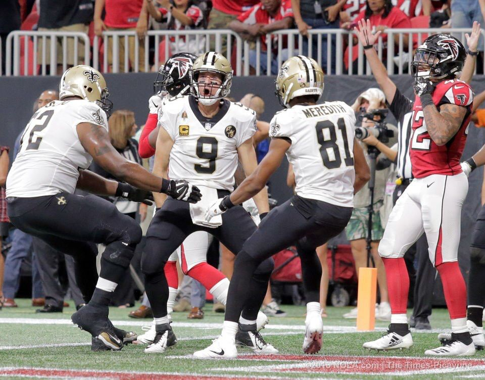 Pin by patrick Marconi on New Orleans Saints New orleans