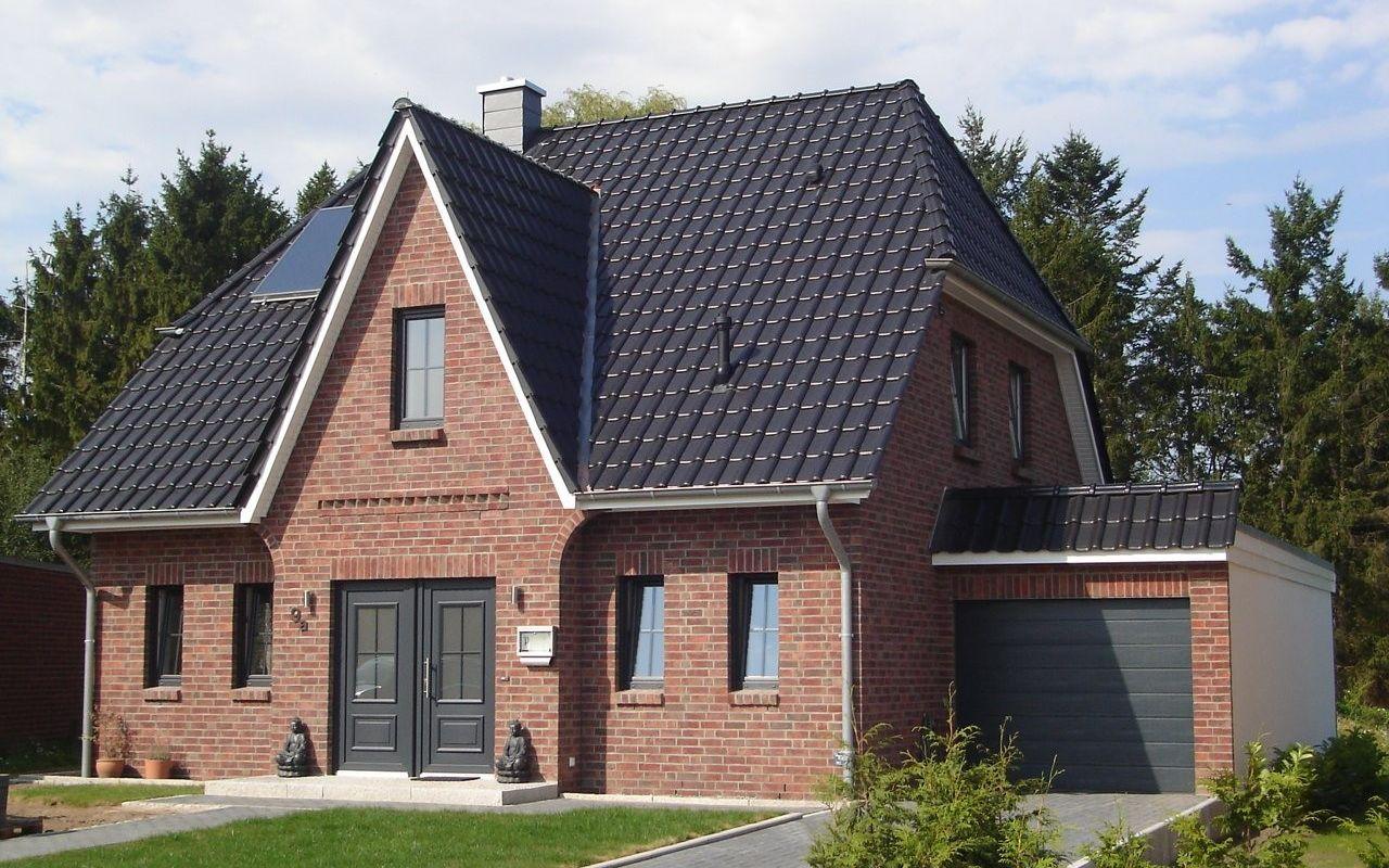 Hausbau Neubau Friesenhaus Haus bauen, Haus, Fassade haus