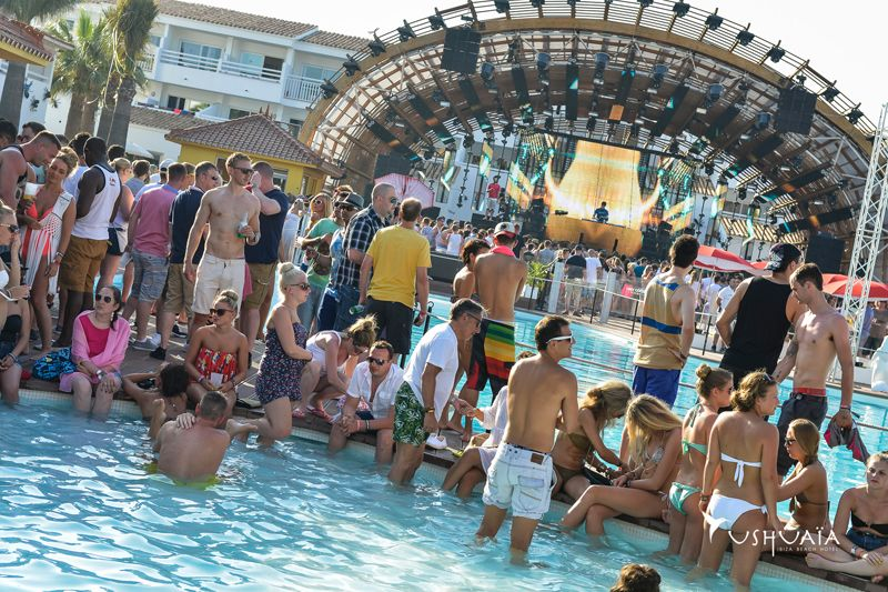 The Photos of Avicii on Sunday July 14th - Ushuaia Ibiza Beach Hotel