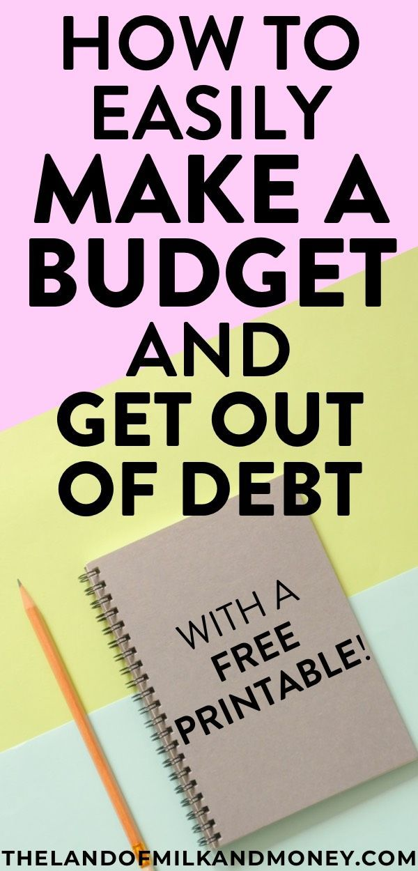 Creating A Budget Your Simple Step-by-Step Guide On How To Make A - how to make a simple budget spreadsheet