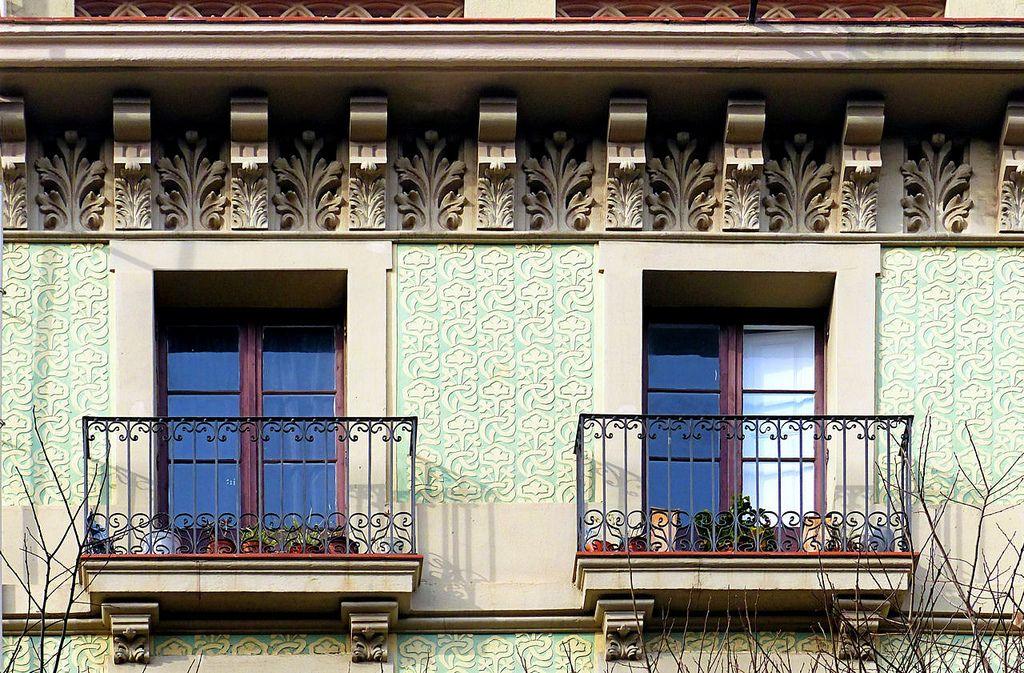 Barcelona - Consell de Cent 285 b | Flickr - Photo Sharing!