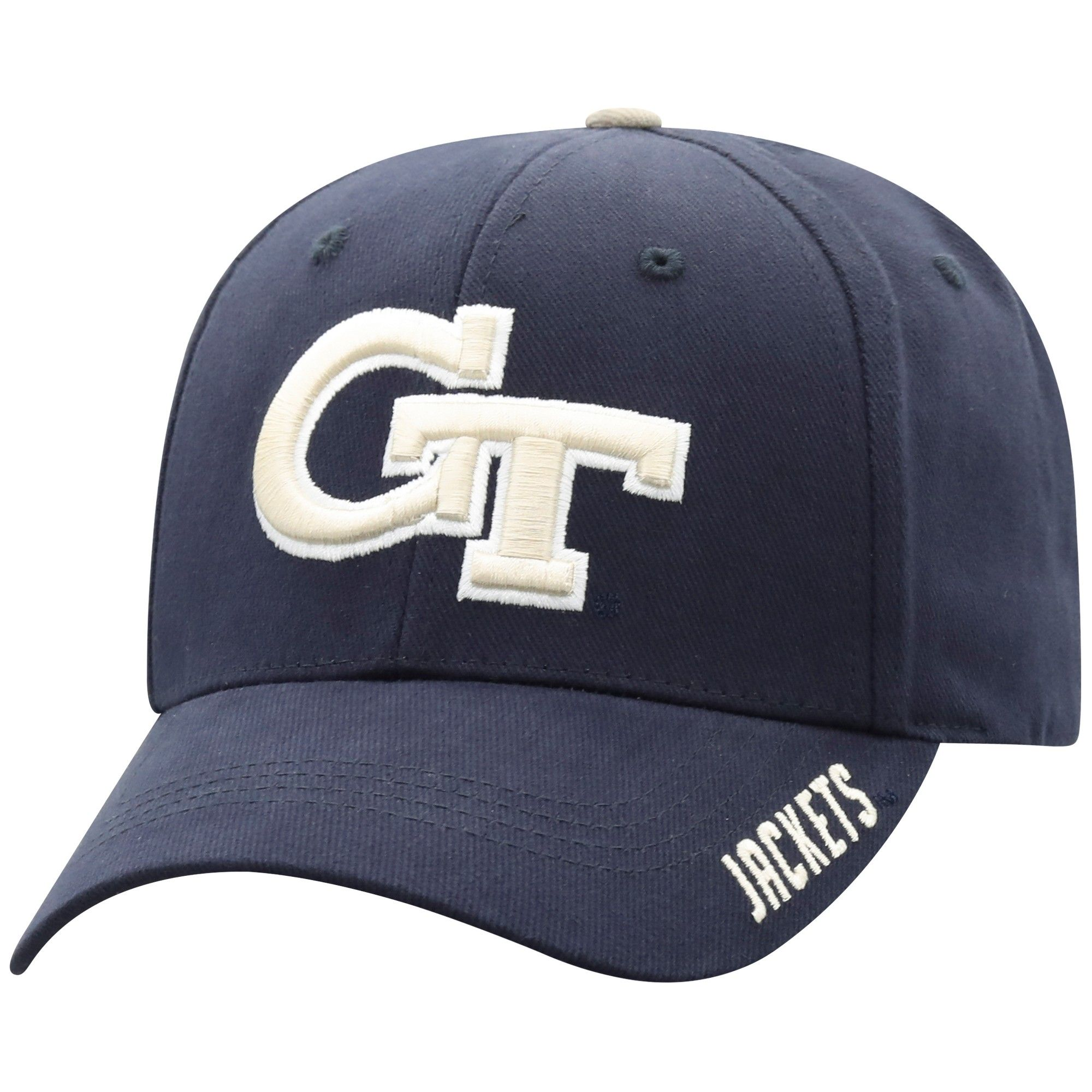 lowest price 91012 05f75 NCAA Men s Georgia Tech Yellow Jackets TC Toner Hat