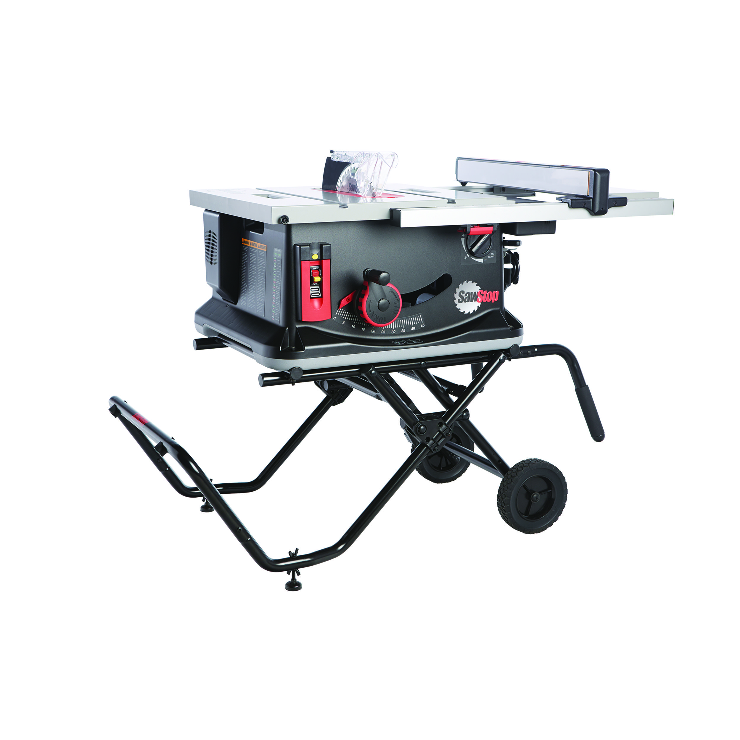 Jobsite Saw w/Cart & Fence Table saw stand, Best table